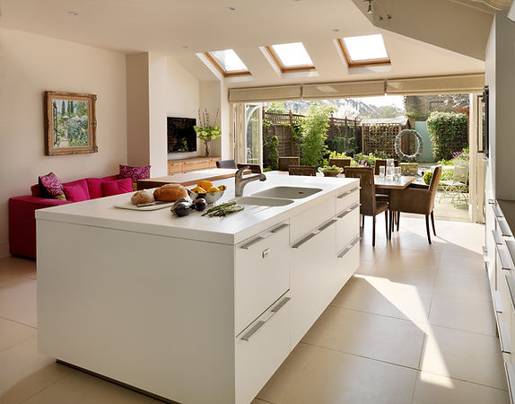House Extensions Builders in Pimlico SW1X
