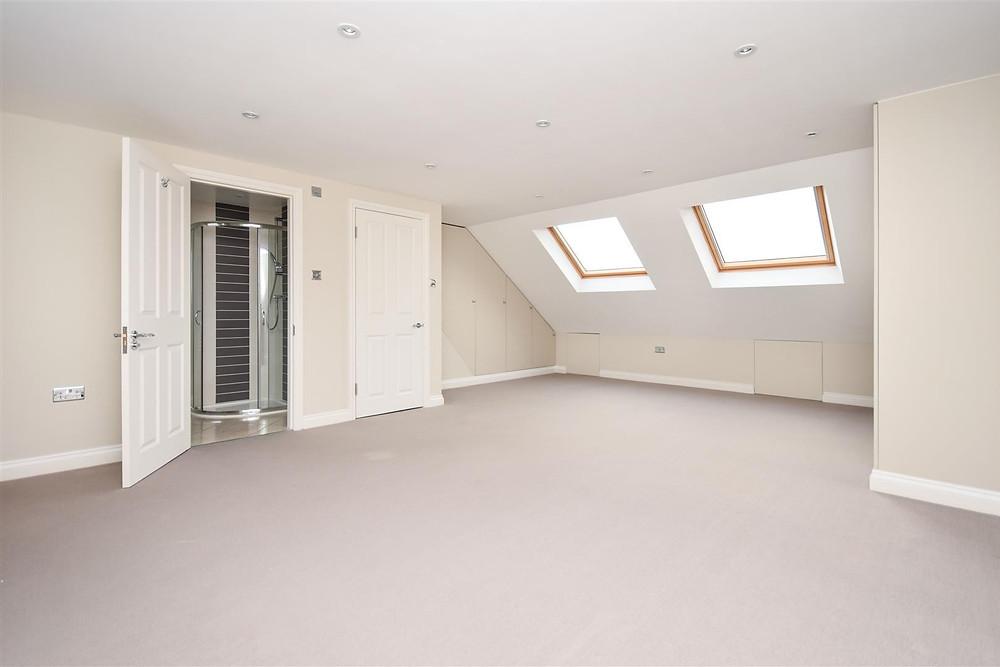 Loft Conversions Company Project in Borehamwood - Double Room
