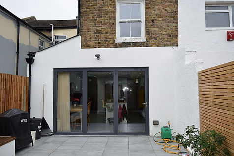 Design and Build Construction Company in Kentish Town
