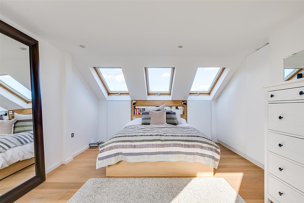 Loft Conversions Fulham, London SW10