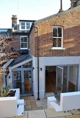 House Extensions Builders in Greenwich
