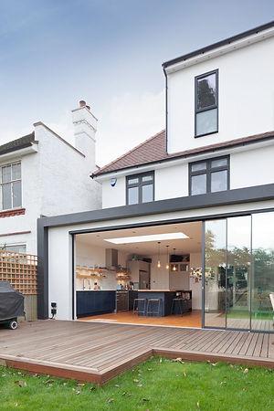 House Extensions Builders in Harpenden