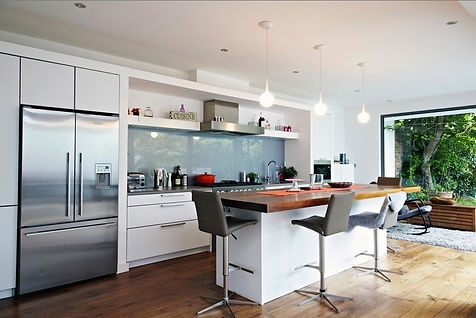 Design and Build Construction Company in Homerton