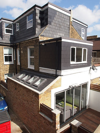House Extensions Builders in Clapton