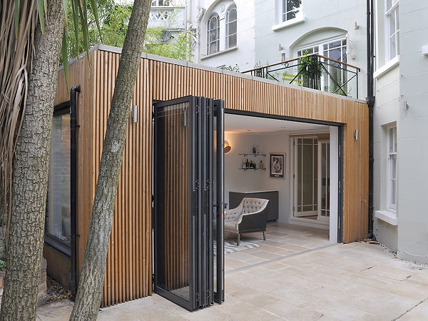 House Extensions Builders in City of London EC3V
