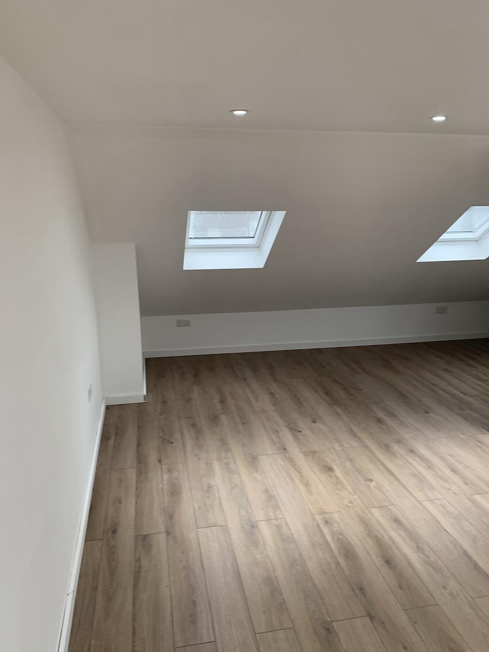 Hip to gable loft conversion Borehamwood WD6 Hertfordshire