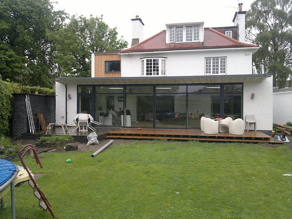 House Extensions Builders in West Wimbledon