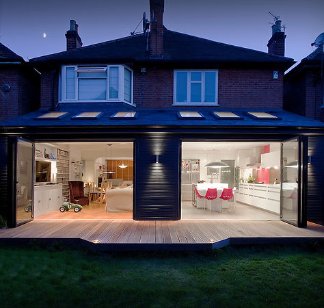 House Extensions Builders in Catford