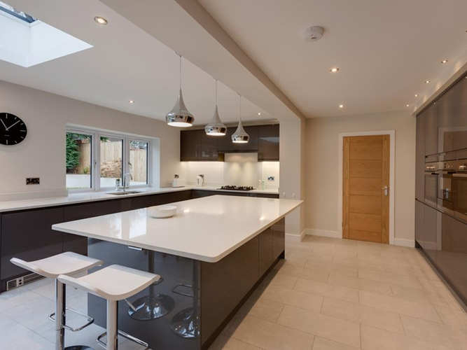 Single Storey Extension in Western Rd East Finchley