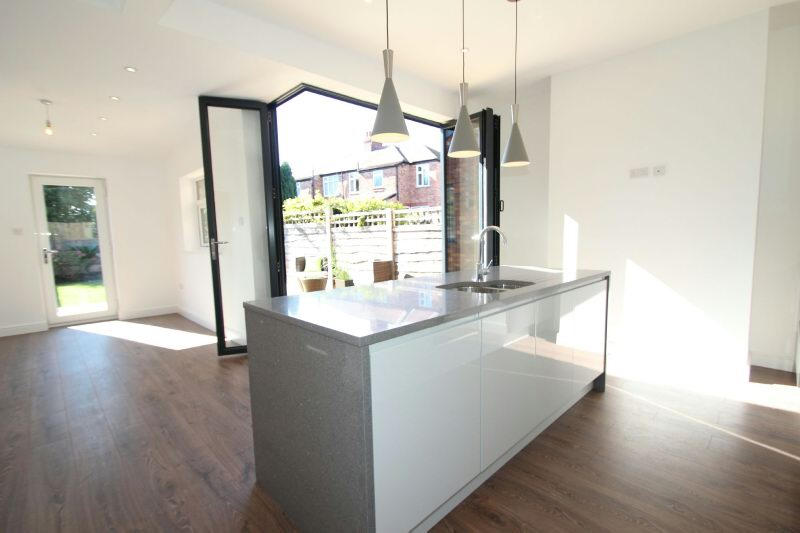 Single Storey Extension Woodlands Ave, N