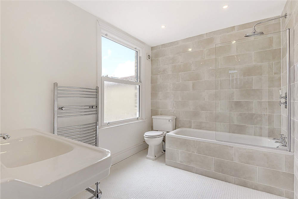 Loft Bathroom Wandsworth London SW10