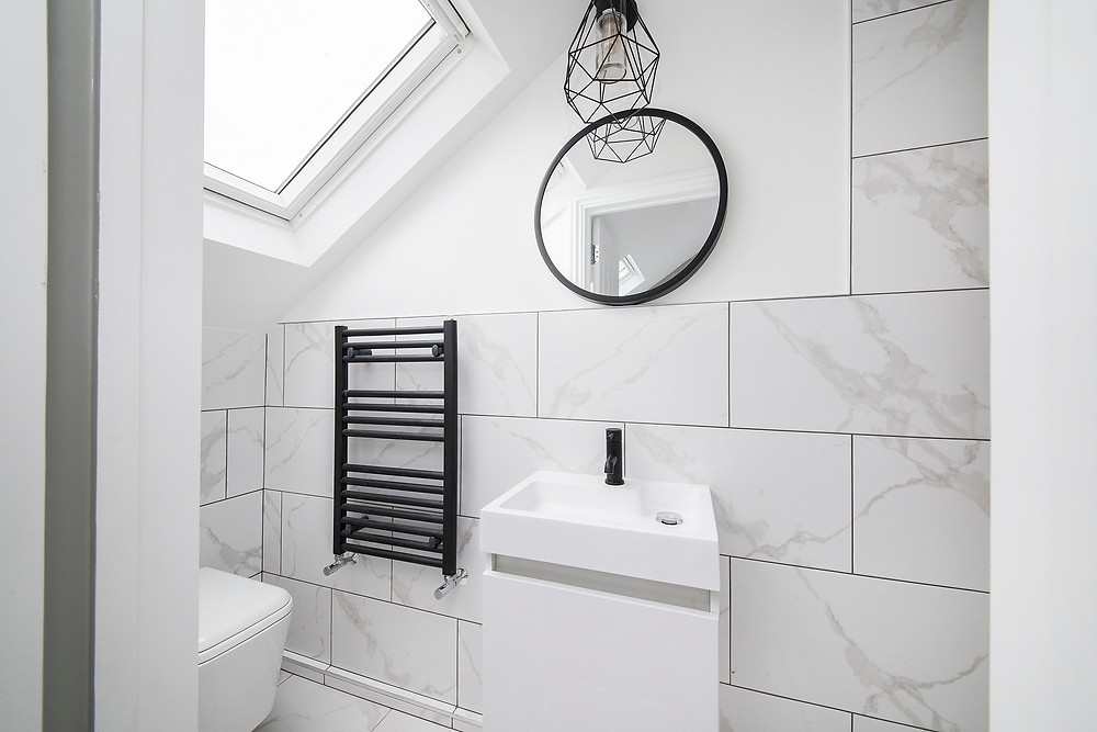 En-suite Bathroom In The Loft Conversion