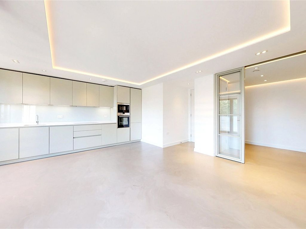 Kitchen and Dining Open Plan