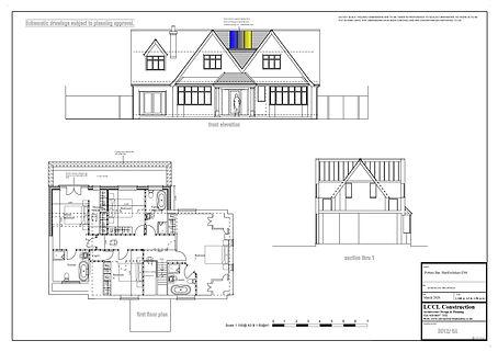 Architecture Services Potters Bar Hertfordshire En6 Project
