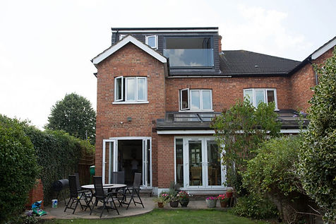 Design and Build Construction Company in Leyton