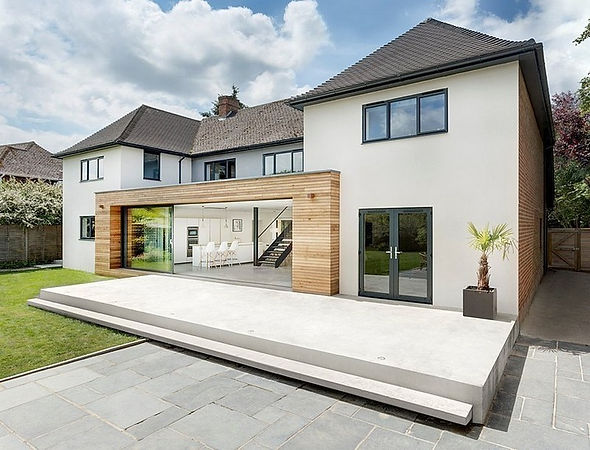 House Extensions Builders in Abbots Langley