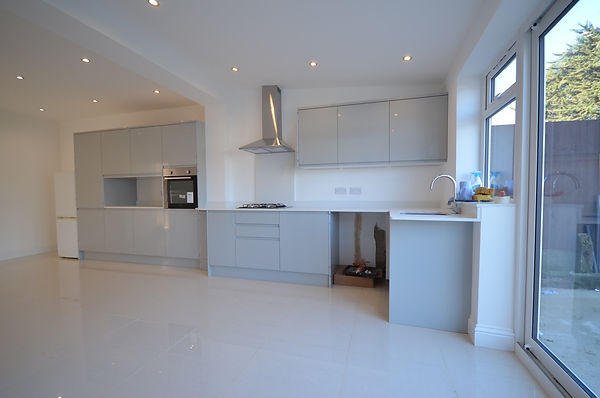 House Extensions Builders in Leyton