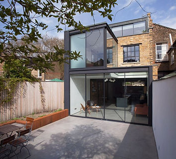 Design and Build Construction Company in Finsbury