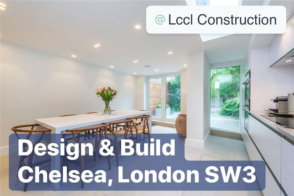 Loft Conversions Company and House Extensions Builders Chelsea, London SW3