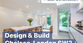Loft Conversions Company and House Extensions Builders Chelsea, London SW3 Project
