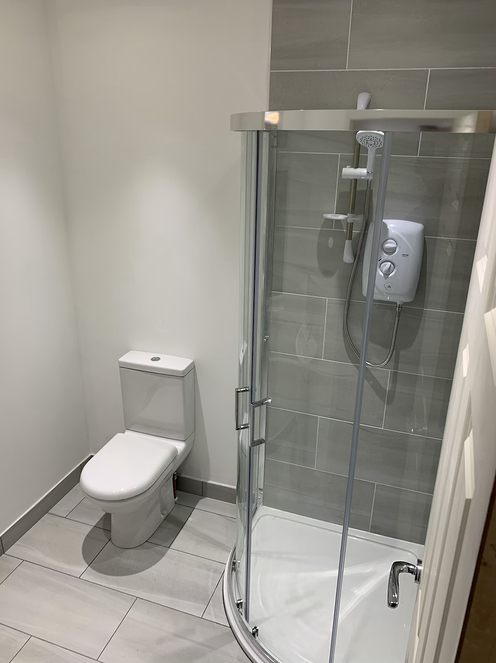 Dormer loft conversion Cricklewood NW2 London Bathroom