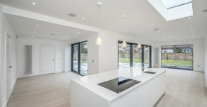 North London, East Finchley N2 Winnington Road East Single Storey Rear Extension and Internal Refurb