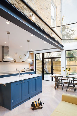 House Extensions Builders in Homerton