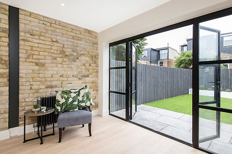 Loft Conversions and House Extensions Builders Company Project Muswell Hill N10 North London
