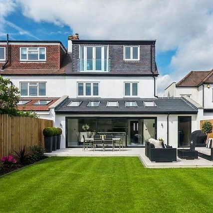 House extensions builders London, United