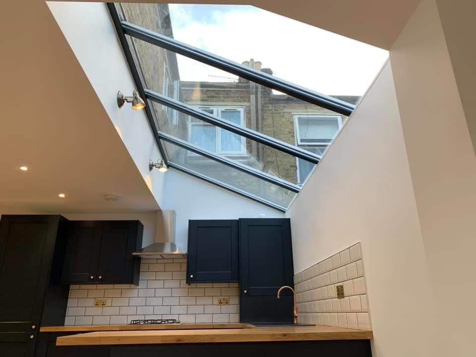 Wraparound home extension London, United Kingdom