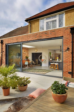 House Extensions Builders in Hornsey