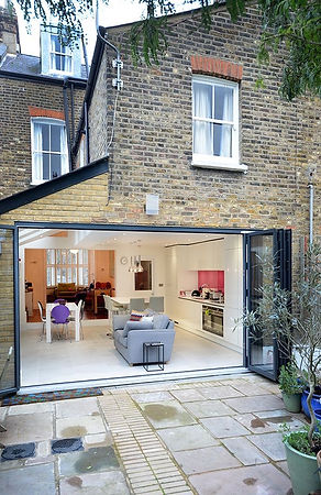 House Extensions Builders in Hanwell