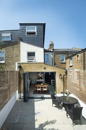 House Extensions Builders in North Kensington