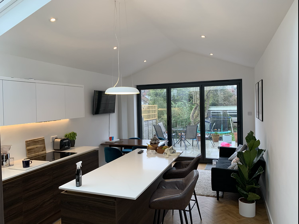Sebright Rd High Barnet EN5 Home Extension Design and Build