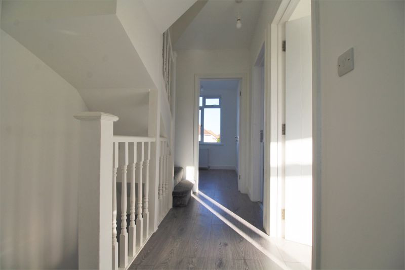 Hallway and Stairs to the Loft Conversion