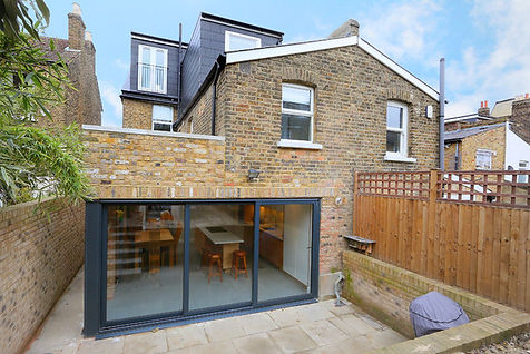 Design and Build Construction Company in Tooting