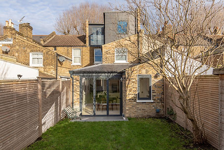 Crouch End N8 North London Loft Conversions and House Extensions Builders Company Project