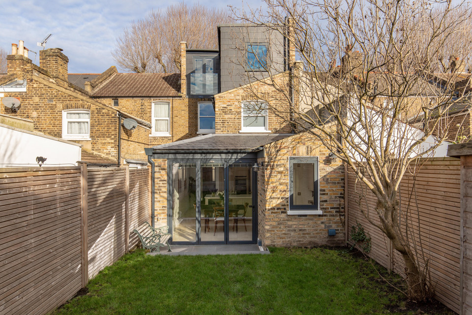 Loft Conversions and House Extensions Builders Company Project Crouch End N8 North London