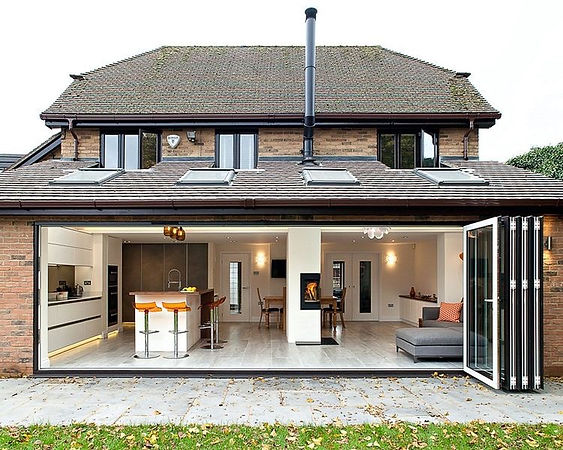House Extensions Builders in North Finchley