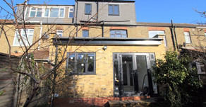 East Barnet, EN4 Loft Conversions and House Extensions Builders Company Project
