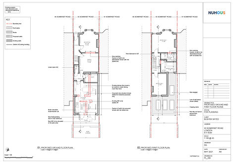Architect design and build company London