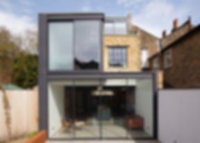 House Extensions Builders Central London