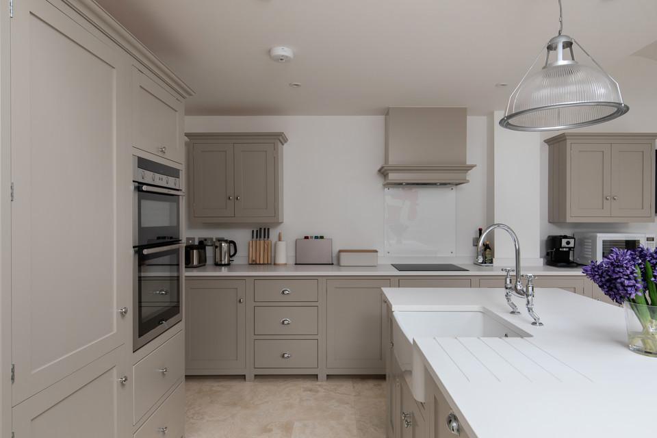 Wraparound House Extension Kitchen