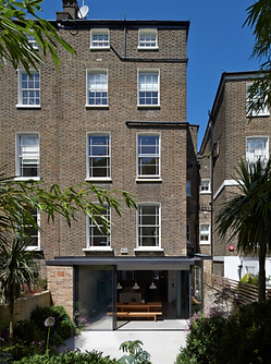 Builders in Kensington