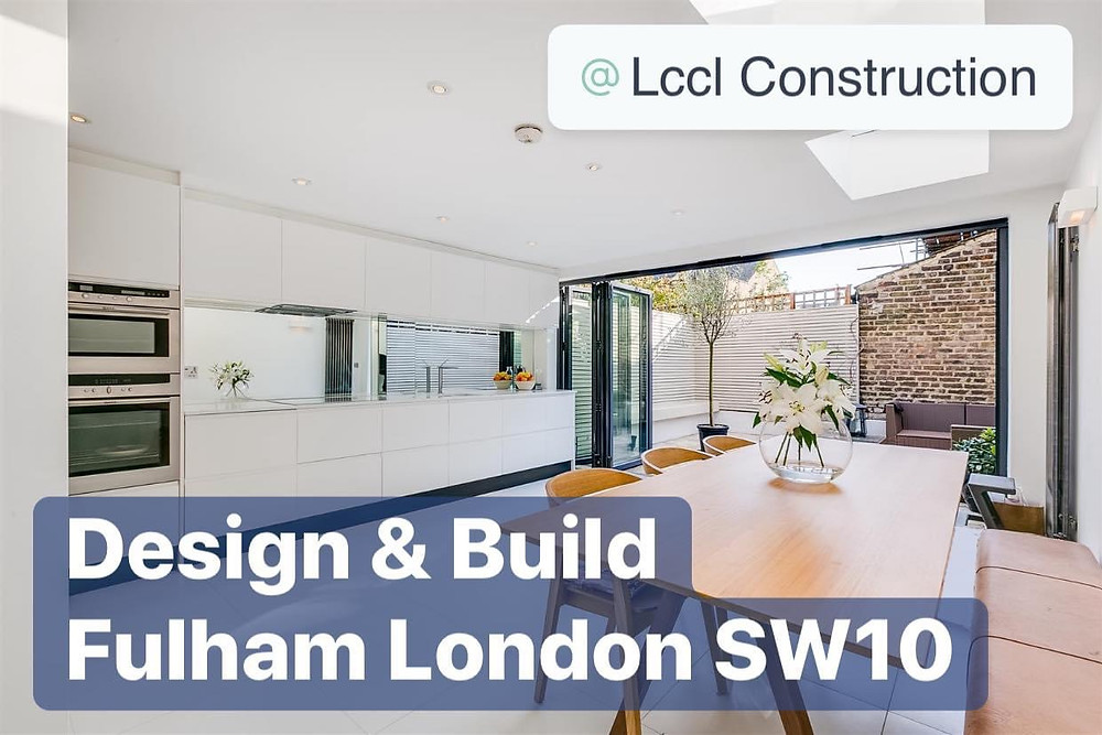 Loft Conversions Company project Fulham, London SW10