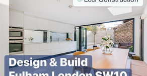 Loft Conversions Company Fulham, London SW10 Project