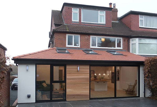 House Extensions Builders in Muswell Hill
