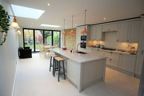 Design and Build Construction Company in Wimbledon