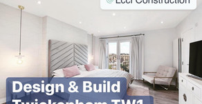 Loft Conversions Company Twickenham, London Tw1 Project