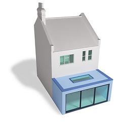 Terraced Flat Roof Rear Extension.jpg